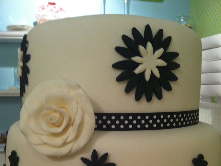 Tmx 1357782811125 IMG0704 Ridgefield wedding cake