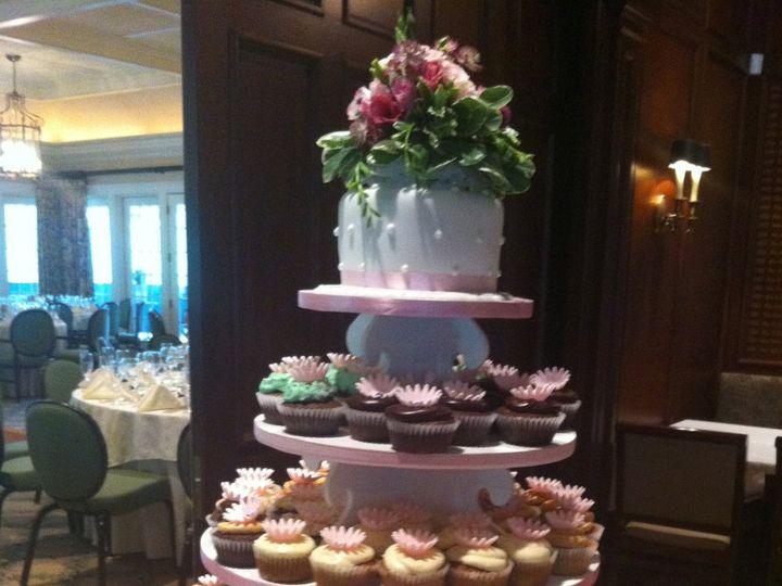 Tmx 1357783040402 IMG1463 Ridgefield wedding cake