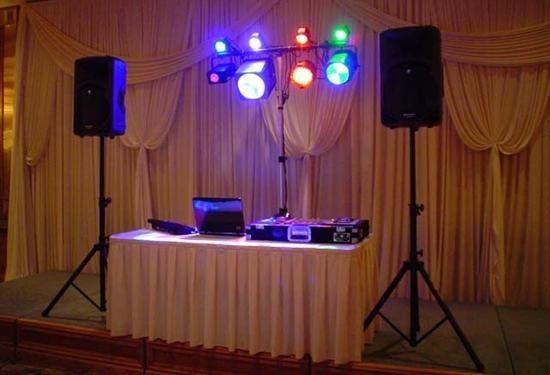 ROCKCANDY Professional equipments setup