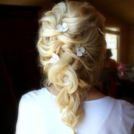 Neat hair