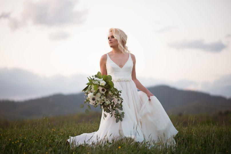 Megan Pirrocco Bridal Hair