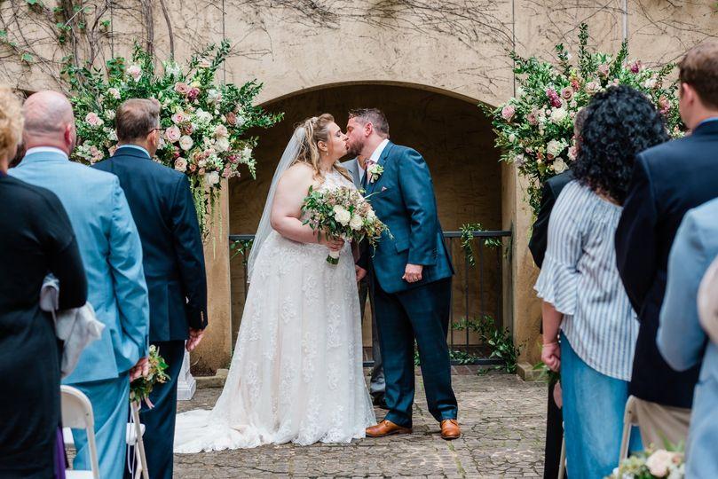 Venetian Terrace Wedding