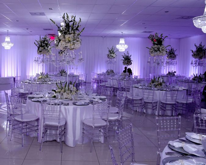 Big ballroom