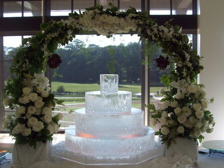 Tmx 1400172474626 Big Cake Tiers  Virginia Beach wedding eventproduction