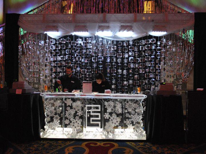 Tmx 1400172718246 Snowflake Bar Bead Virginia Beach wedding eventproduction