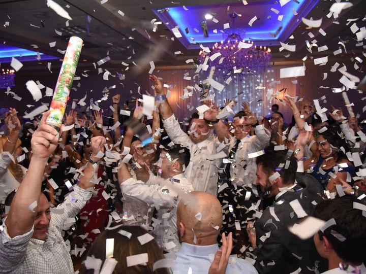 Tmx Confetti Wedding 51 306656 Marlboro, NJ wedding dj