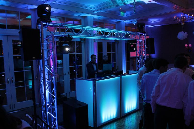 James Daniel Music, Entertainment A/V & Event Lighting