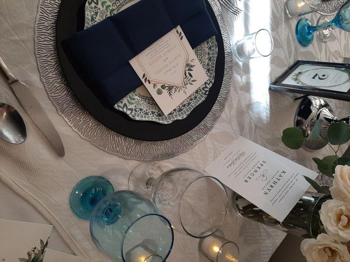 Sweetheart Table Decor, GVE