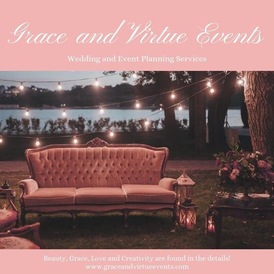 Grace and Virtue Events