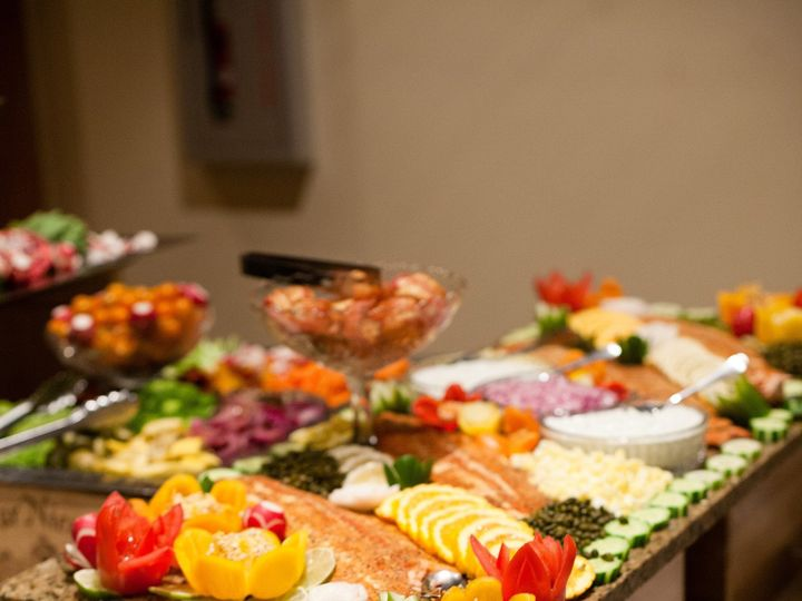 Tmx Salmon And Caprese Display 51 167656 1573672926 Tulsa, OK wedding catering