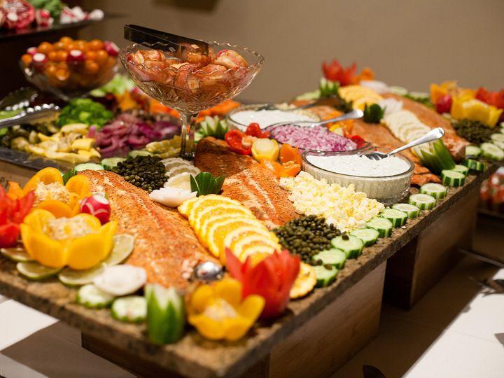 Tmx Salmon Display 4 51 167656 1573672857 Tulsa, OK wedding catering