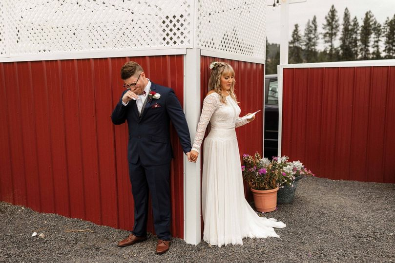 Spokane, WA Wedding