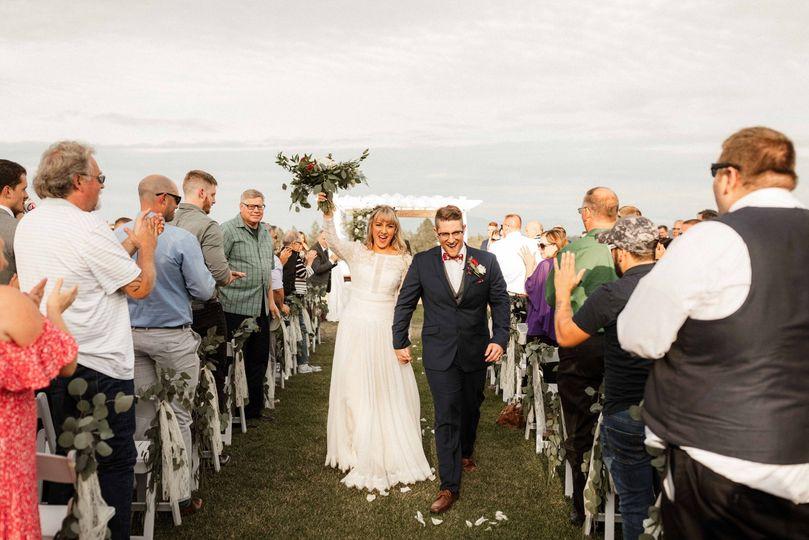 Jessica + Andrew's Wedding