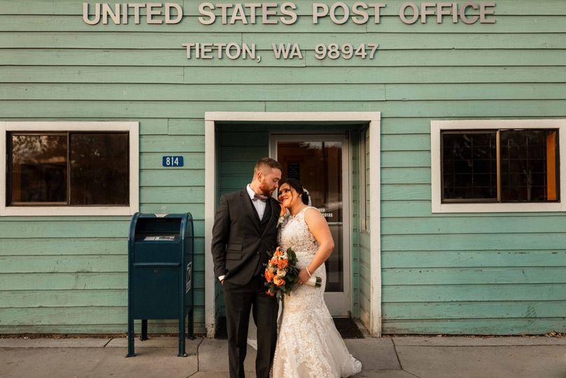 Lili + Tony's Wedding