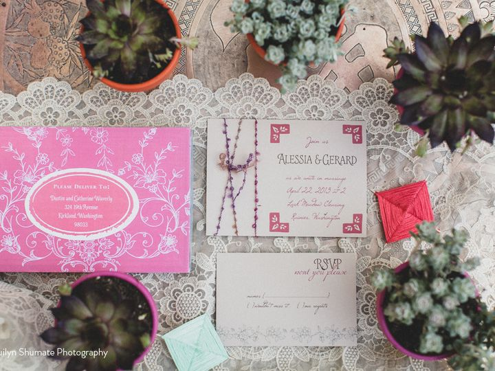Tmx 1416872461846 Boho Invite For Website Kenmore wedding invitation