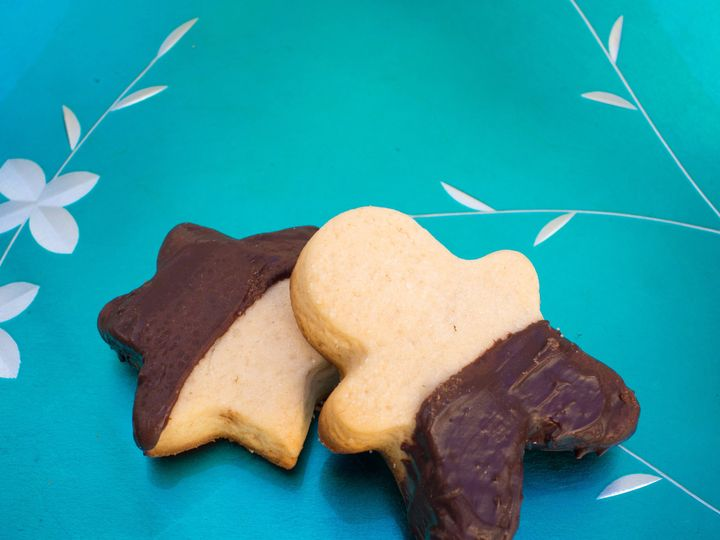 Tmx 1414088602589 Chocolatecoatedcardamomcookies2 San Francisco wedding favor