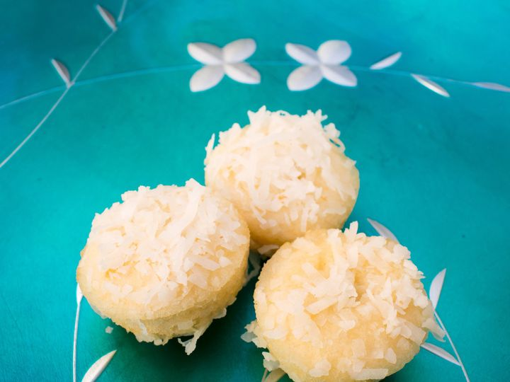 Tmx 1414088705787 Coconutminidoughnuts San Francisco wedding favor