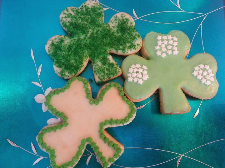 Tmx 1414089699787 Shamlockcookies San Francisco wedding favor