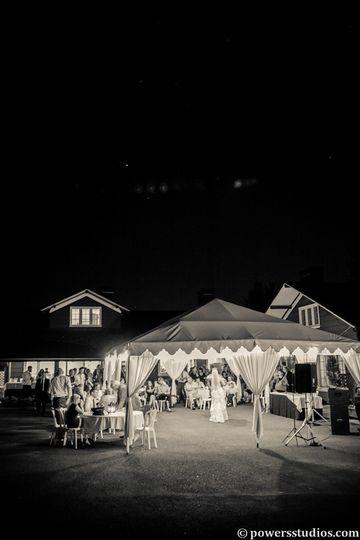 Nighttime event