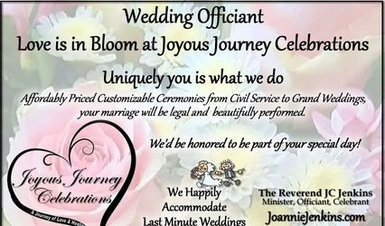 Joyous Journey Celebrations 1