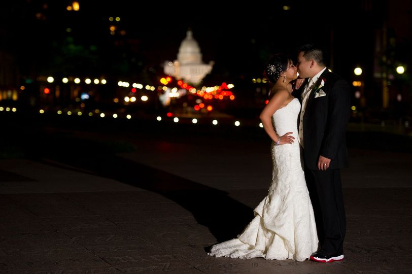 "Wedding at The ""W"" Hotel."