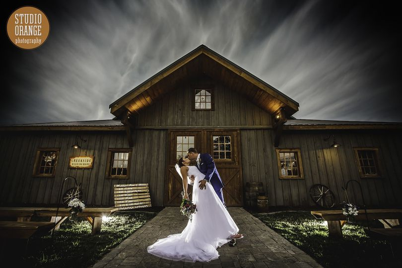 A massive Nebraska thunderstorm didn't stop Marissa and Ryan from having a fantastic wedding at the...