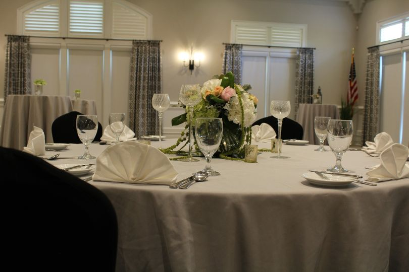 Renovated Ballroom dining