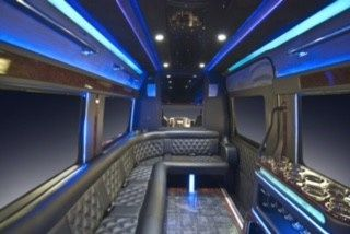 Tmx 1456349374744 Sprinter Interior4 Hawthorne, New Jersey wedding transportation