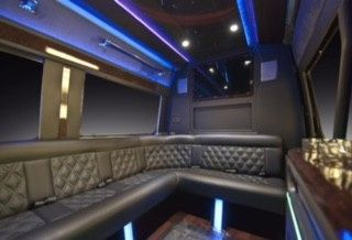 Tmx 1456349405446 Sprinter Interior5 Hawthorne, New Jersey wedding transportation