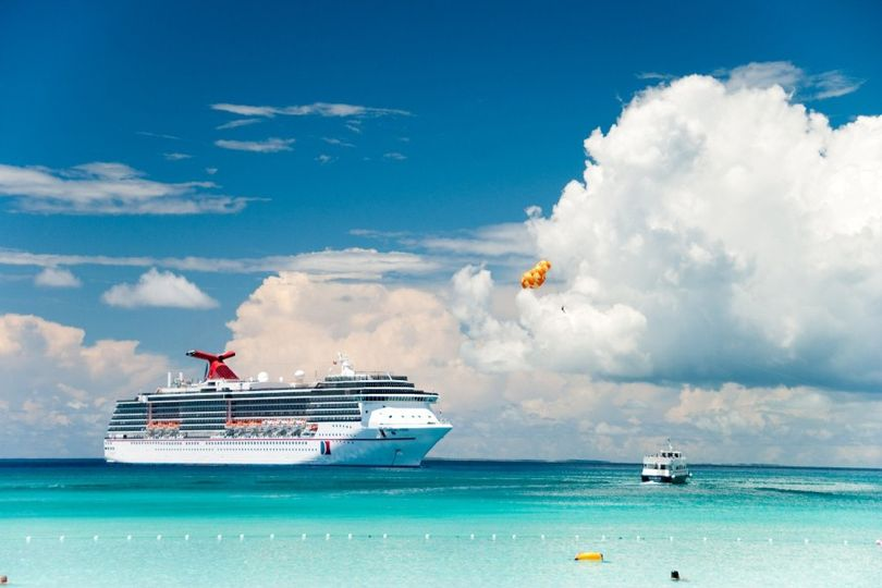 Honeymoon on a Carnival cruise to the Caribbean and Bahamas