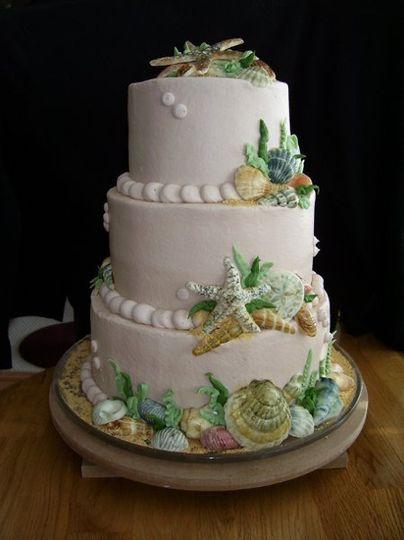 Wedding Cakes Chesapeake Va