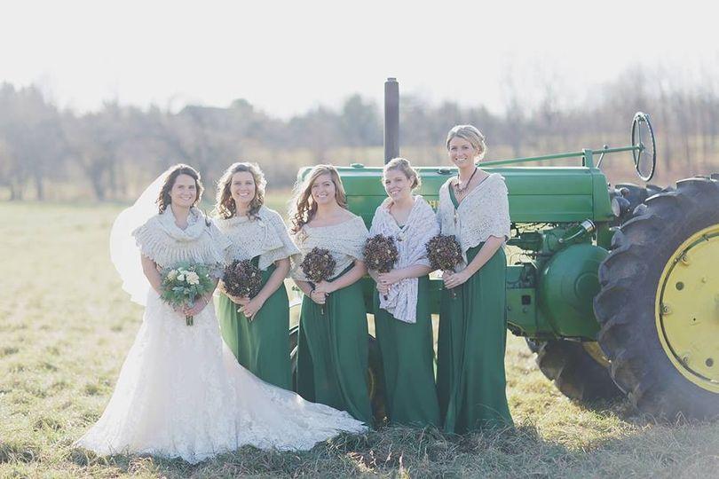 laceys bridemaids