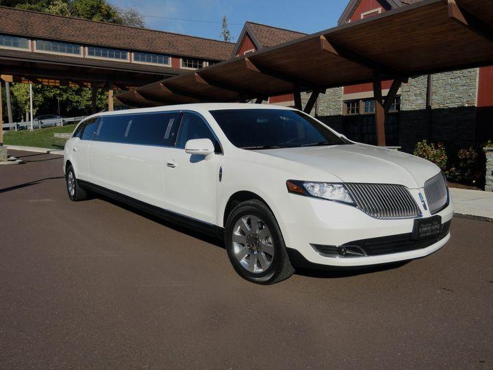 Tmx Mkt Strech Limousine 51 544756 Northumberland, PA wedding transportation