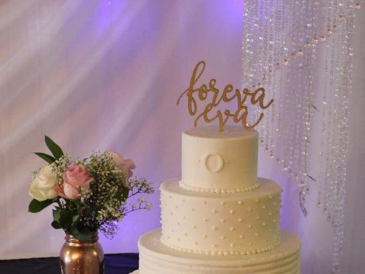 Tmx 1518147277 652ffaabfacbd2c6 1518147276 1d7845713af4bef4 1518147276278 11 5 Arlington, Texas wedding cake