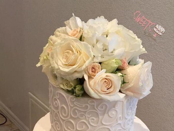 Tmx 1518147278 8d4e2c0354b814d2 1518147277 B3dccc19ab295e42 1518147276284 14 2 Arlington, Texas wedding cake