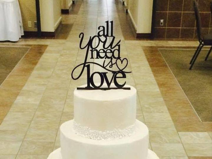 Tmx 1518147390 Dea6327ba9650ea8 1518147389 17f3cd2d03fd4a6b 1518147388974 28 20 Arlington, Texas wedding cake
