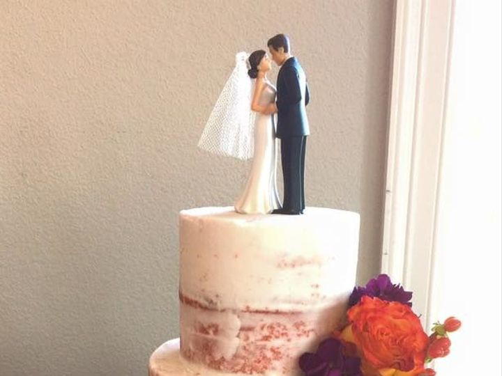 Tmx 1518147448 F6aa1de7610ed97a 1518147446 Ee20c1fd5ca7af74 1518147446252 34 26 Arlington, Texas wedding cake