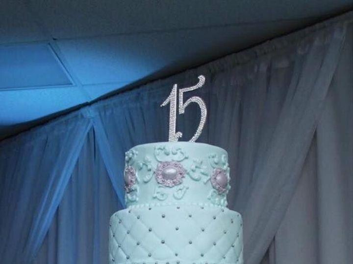 Tmx 1518149319 92885125c4ae54fb 1518149318 1351e60621e4829e 1518149317494 4 53 Arlington, Texas wedding cake