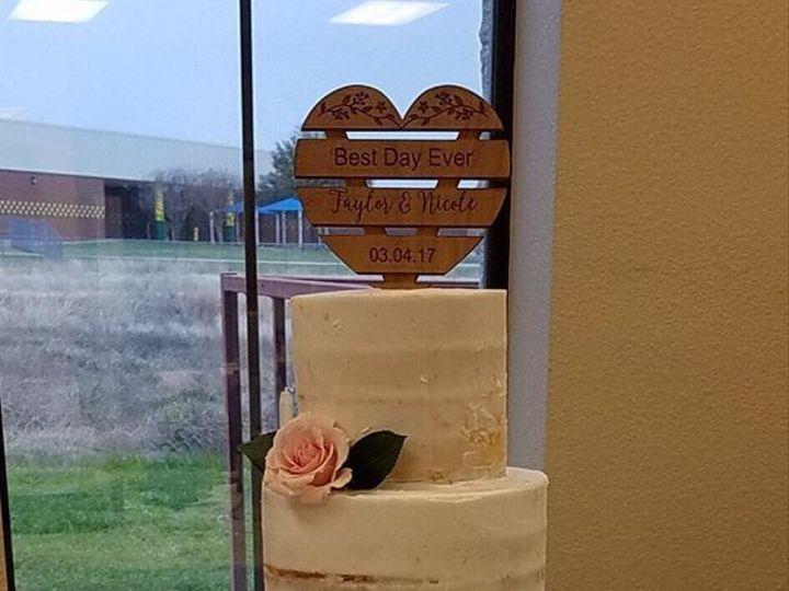 Tmx 1518149418 Fd721a6c9ccc4d8c 1518149418 46fff725e8141f90 1518149417197 16 61 Arlington, Texas wedding cake