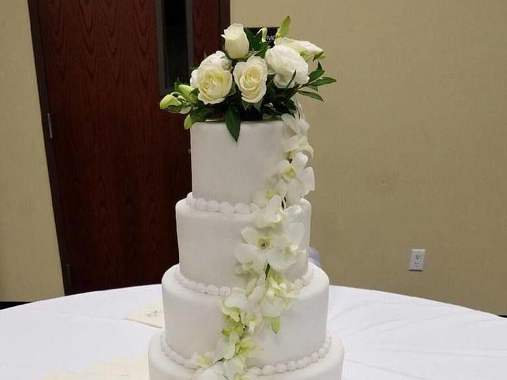 Tmx 1518149475 Dca305e2a691b3ba 1518149474 0a816362c6855b56 1518149474188 23 74 Arlington, Texas wedding cake