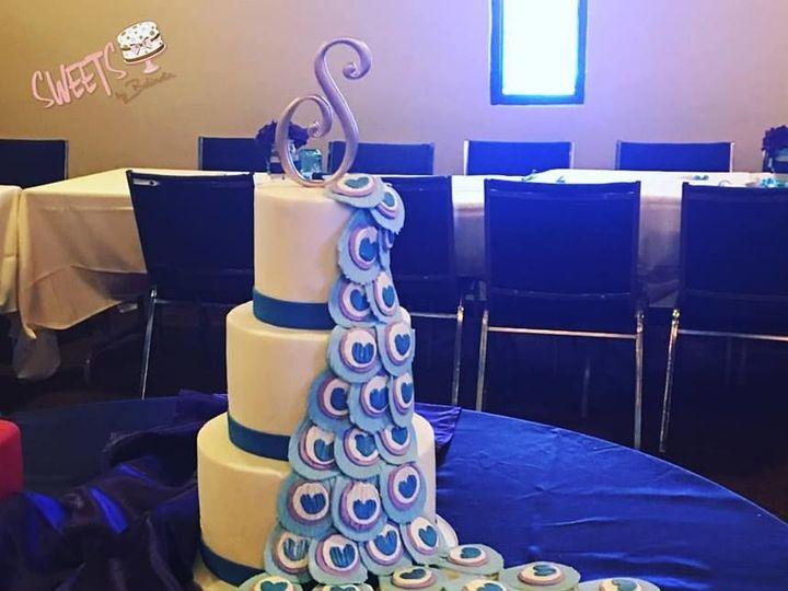 Tmx 1518149475 E57656821410cdfe 1518149474 3fbcedce8e57b504 1518149474185 22 75 Arlington, Texas wedding cake