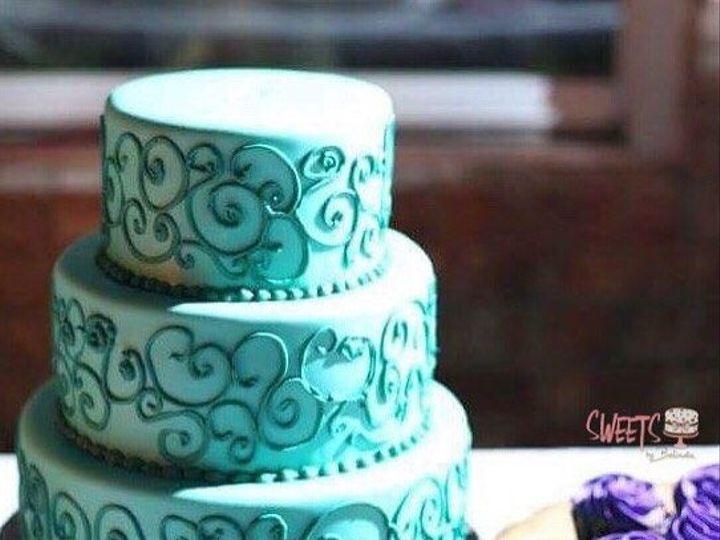 Tmx 1518149475 Fadb412f41615c2f 1518149474 D756dab414c86e4e 1518149474193 26 71 Arlington, Texas wedding cake