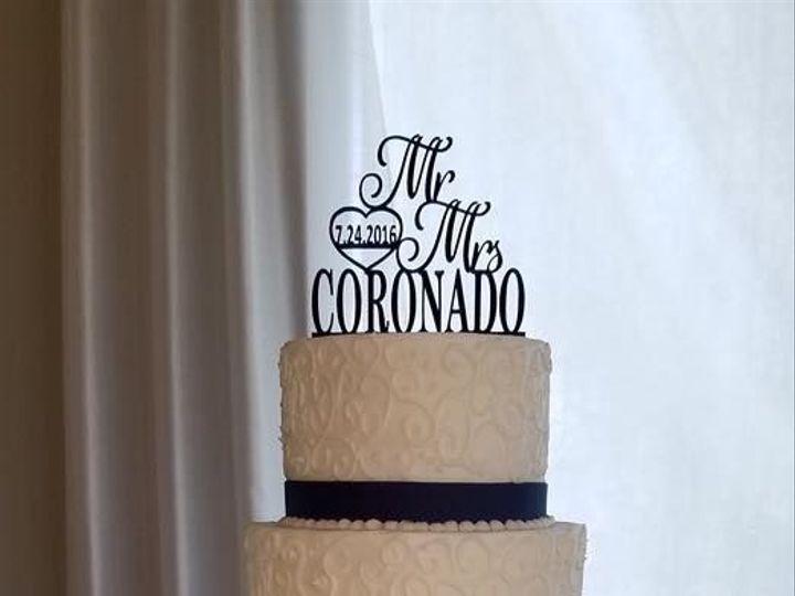Tmx 1518149498 0389daa9ba1f4553 1518149497 C00c2d38e9104a2e 1518149497493 27 80 Arlington, Texas wedding cake