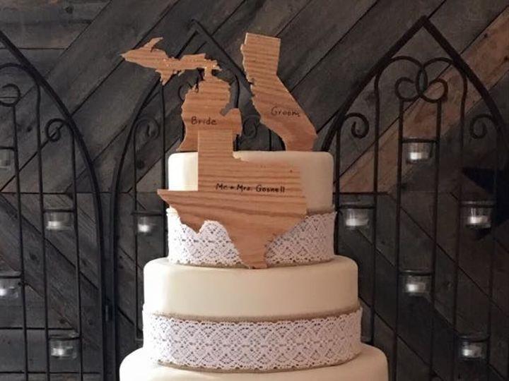 Tmx 1518149499 Dcad06ec1d016949 1518149497 6650f5cd1b122fdf 1518149497498 30 77 Arlington, Texas wedding cake
