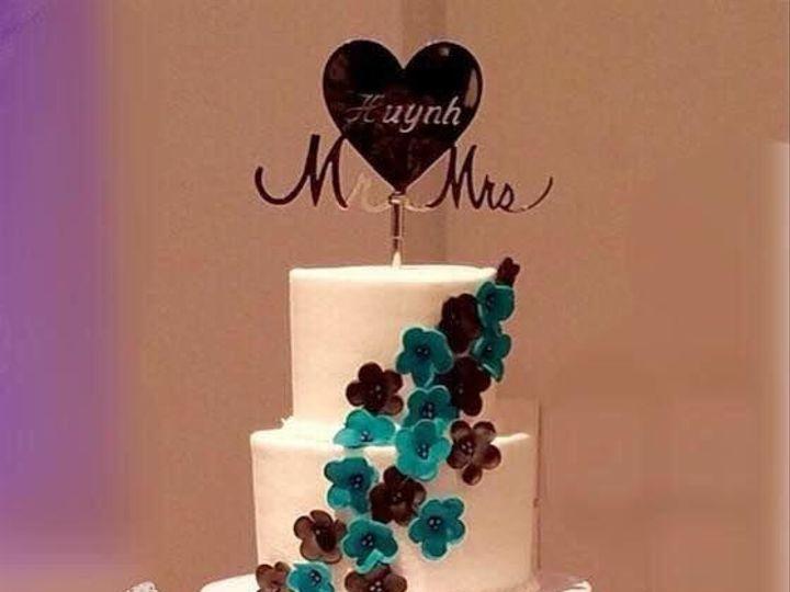 Tmx 1538693932 550f260bd9a7683d 1538693931 242e2e223203a059 1538693930763 1 Cupcakes3 Arlington, Texas wedding cake