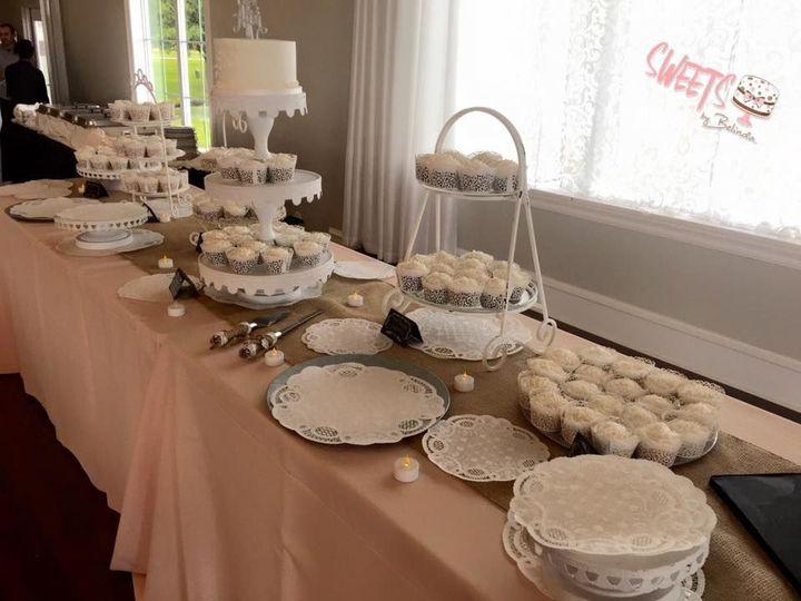 Tmx 1538694317 A1d066d48e660db5 1538694316 C3c37642326da3c5 1538694315620 1 Cupcake4 Arlington, Texas wedding cake