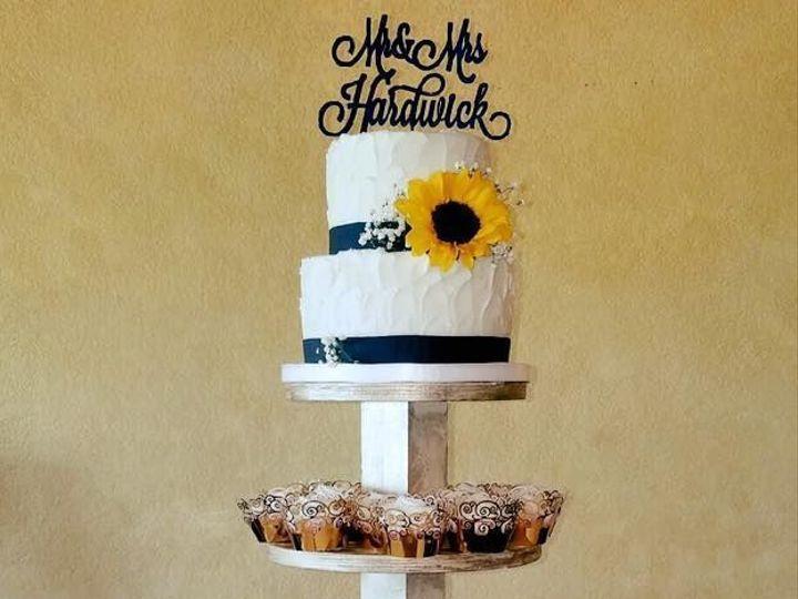 Tmx 1538694618 628f7d65e3678498 1538694617 2f126cc0f3cc3c3d 1538694616518 1 Cupcake5 Arlington, Texas wedding cake