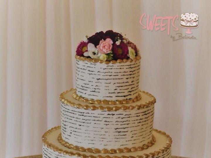 Tmx 1538695701 E03345681e1db7be 1538695700 Be21fe32722cf5e1 1538695698673 4 Wedding Cake 003 Arlington, Texas wedding cake