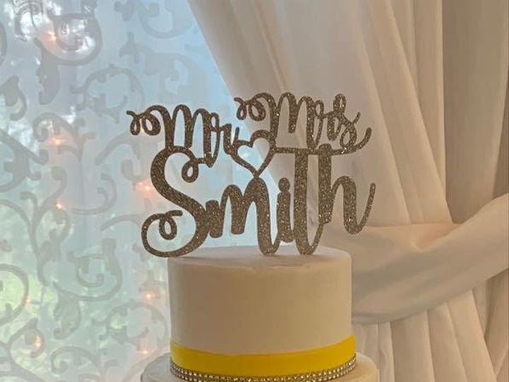 Tmx Wed1 51 764756 1560826082 Arlington, Texas wedding cake
