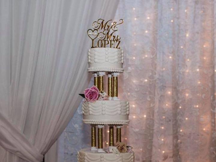 Tmx Wed3 51 764756 1560826076 Arlington, Texas wedding cake